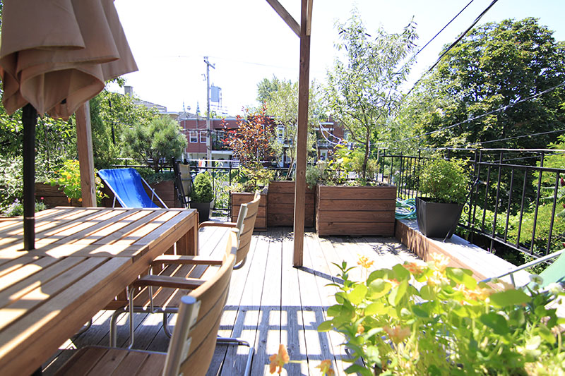 Chez patrac appartement montr al montreal apartement for Cabin rentals in montreal canada